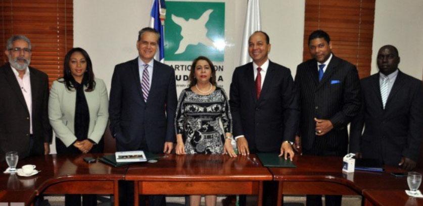 Participación Ciudadana, Casas Comunitarias de Justicia y Fundación Pro Bono firman acuerdo de colaboración